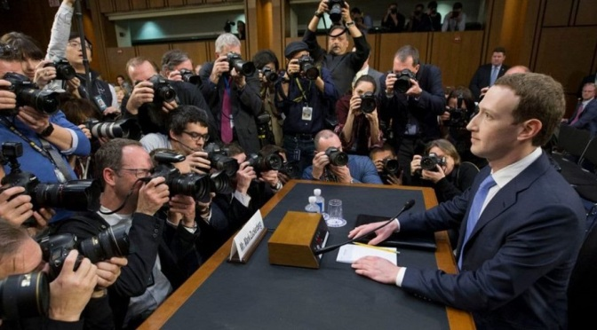 Zuckerberg latest confession spread concerns among users