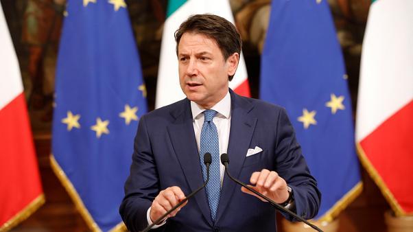 Italy Prime Minister resigned