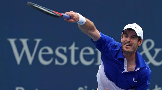 Murray rules out of the US Open with a revelation