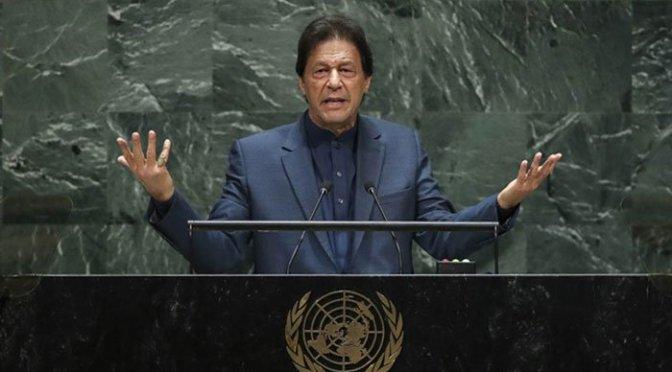 UNGA: Pakistan under PM Imran Khan emerged as World major player