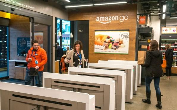 Amazon Go making its way to.