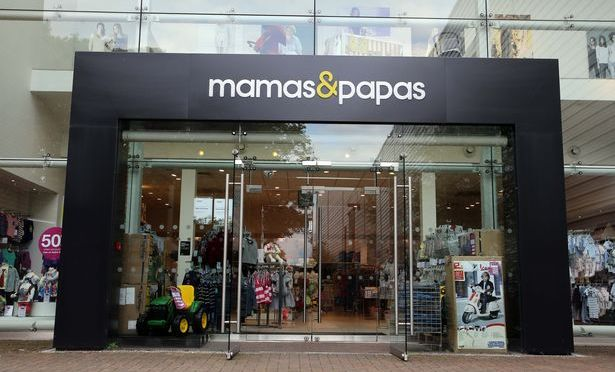 Next Hays for crashing Mother care – Mamas & Papas Retail brands in the UK?