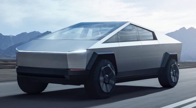 Emerging Tesla competitor will blow you