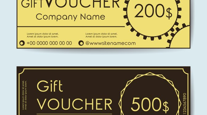 Do you need Discount vouchers?
