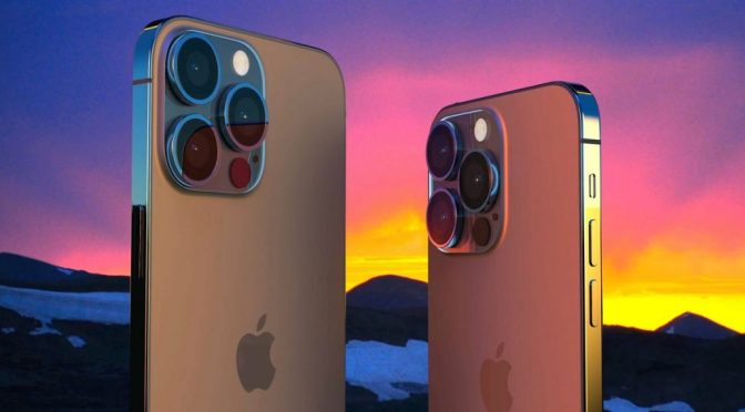 Leaked Iphone 13 will blow you